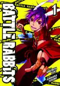 Battle Rabbits Manga Volume 1