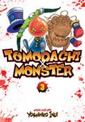 Tomodachi x Monster Manga Volume 3