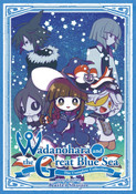 Wadanohara and the Great Blue Sea Manga