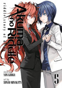 Akuma no Riddle Riddle Story of Devil Manga Volume 5