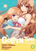 Golden Time Manga Volume 5