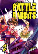 Battle Rabbits Manga Volume 2