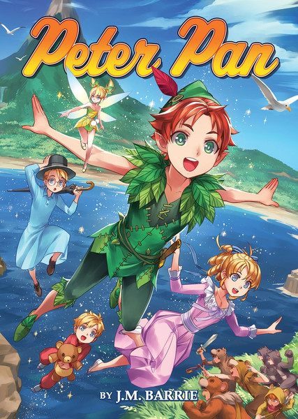 Peter Pan Novel
