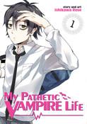 My Pathetic Vampire Life Manga Volume 1