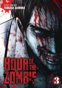 Hour of the Zombie Manga Volume 3