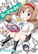D-Frag! Manga Volume 10