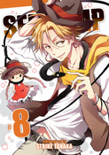 Servamp Manga Volume 8