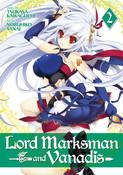 Lord Marksman and Vanadis Manga Volume 2