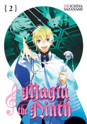 Magia the Ninth Manga Volume 2