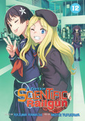 A Certain Scientific Railgun Manga Volume 12