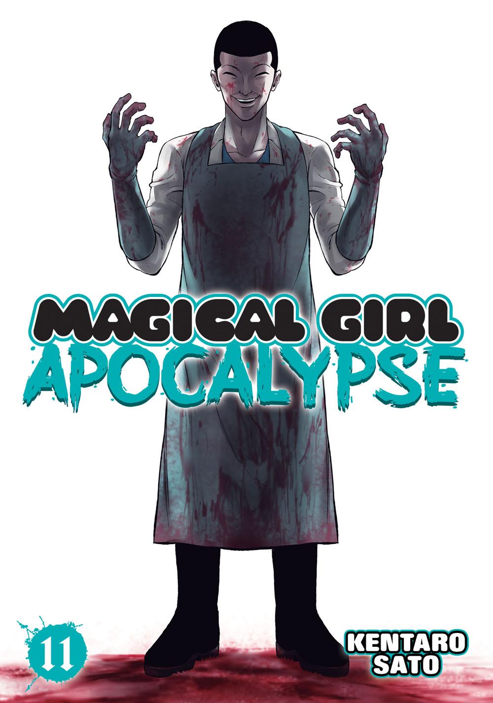 Magical Girl Apocalypse Manga Volume 11