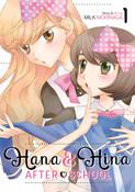 Hana & Hina After School Manga Volume 1