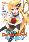 There's a Demon Lord on the Floor Manga Volume 1