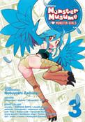 Monster Musume I Heart Monster Girls Manga Volume 3