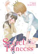 Secret of the Princess Manga