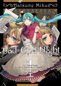 Hatsune Miku Bad End Night Manga Volume 1