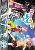 Non Non Biyori Manga Volume 7