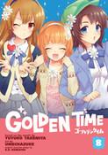 Golden Time Manga Volume 8