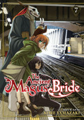 The Ancient Magus' Bride Manga Volume 7