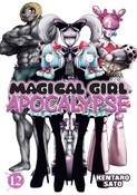 Magical Girl Apocalypse Manga Volume 12