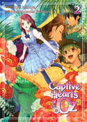 Captive Hearts of Oz Manga Volume 2