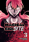 Magical Girl Site Manga Volume 3
