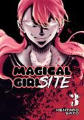 Magical Girl Site Manga Volume 3