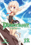 Dragonar Academy Manga Volume 12