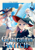 Generation Witch Manga Volume 1
