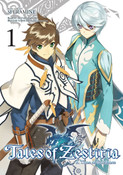 Tales of Zestiria Manga Volume 1