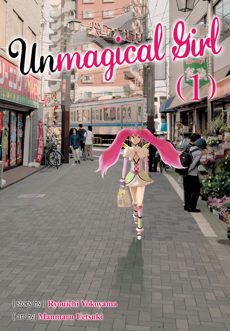 Unmagical Girl Manga Volume 1