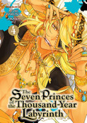 The Seven Princes of the Thousand Year Labyrinth Manga Volume 4