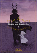 The Girl From the Other Side Siuil a Run Manga Volume 3
