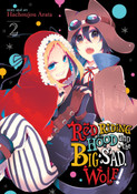 Red Riding Hood and the Big Sad Wolf Manga Volume 2