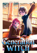 Generation Witch Manga Volume 2