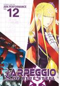 Arpeggio of Blue Steel Manga Volume 12
