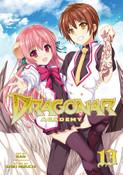 Dragonar Academy Manga Volume 13