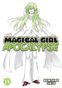 Magical Girl Apocalypse Manga Volume 13