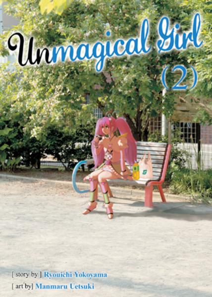 Unmagical Girl Manga Volume 2