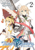 Tales of Zestiria Manga Volume 2