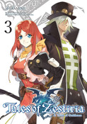 Tales of Zestiria Manga Volume 3