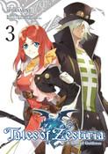 Tales of Zestiria Manga Volume 3