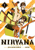 Nirvana Manga Volume 1