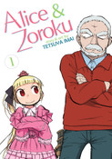 Alice and Zoroku Manga Volume 1