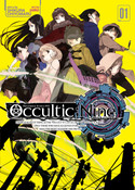 Occultic;Nine Novel Volume 1