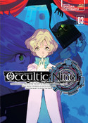 Occultic;Nine Novel Volume 3