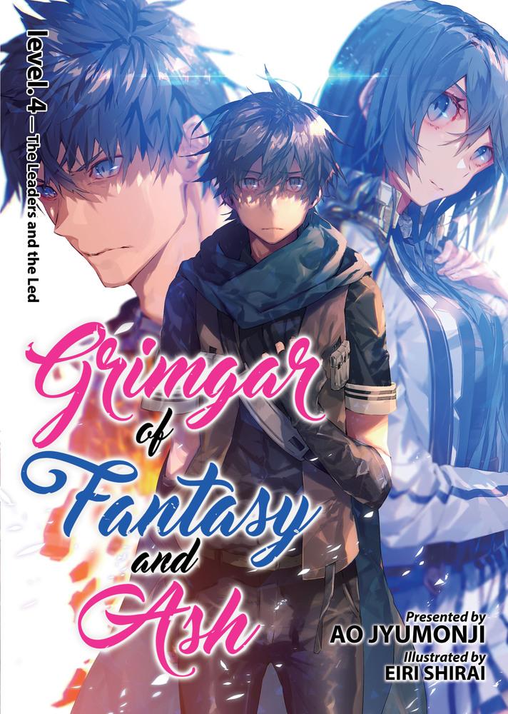 Grimgar of Fantasy and Ash Novel Volume 4