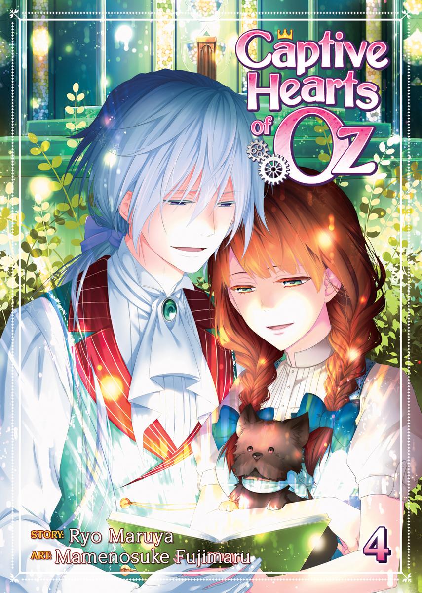 Captive Hearts of Oz Manga Volume 4