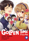 Golden Time Manga Volume 9