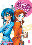 My Monster Secret Manga Volume 9
